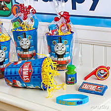 Thomas The Train Table And Chair Set Thomas The Train Party Ideas Party City