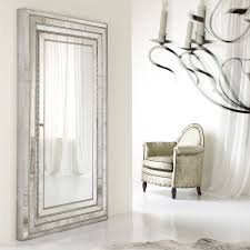 furniture mesmerizing oversized floor mirror for home furniture silver oversized floor mirror with chandelier and chair for home decoration ideas