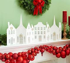 Diy Christmas Home Decorations Best 25 Paper Christmas Decorations Ideas On Pinterest