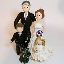 customized cake toppers 54 best bespoke wedding cake toppers crafted personalized