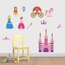 28 wall stickers princess princess wall decals for girl wall stickers princess princess set fabric wall stickers by mirrorin