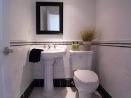 half bathroom ideas half bath decorating ideas the lighting in erin s half bath