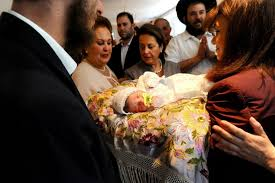 Why adult men are getting circumcised   Toronto Star Toronto Star A baby rests of his Bris  a Jewish circumcision ceremony in San Francisco