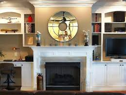 Diy Electric Fireplace Mantel Home Fireplaces Firepits How To