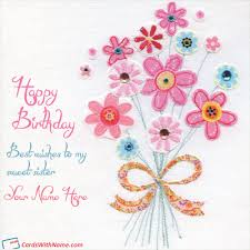 birthday greeting cards printable birthday greeting cards with name 7