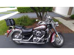 kawasaki vulcan 1500 classic in illinois for sale used