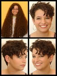 devacurl light defining gel curly hair amazing transformation using a dry deva cut technique
