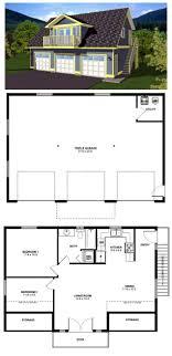 2 Bed 2 Bath Garage Apartment Plans