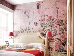 wallpaper for home interiors best 25 chinoiserie wallpaper ideas on powder rooms