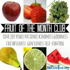 fruit of the month fruit of the spirit archives belovedlove