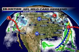 weather map chicago nfl weather forecast card weekend 2017 sunday s are