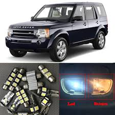 land rover discovery 2005 14pcs car led interior bulb kit for 2005 2006 2007 2008 2009 land