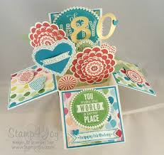 Box Birthday Cards Card Invitation Design Ideas Download Full Image Colorful