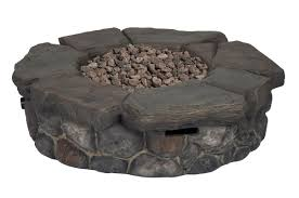Fire Pits Propane Bond Granite Falls Stainless Steel Propane Fire Pit U0026 Reviews