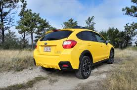 subaru yellow 2015 subaru xv crosstrek gallery u2013 aaron on autos