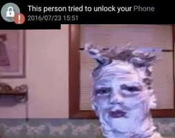Phone Memes - this person tried to unlock your phone memes