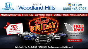 black friday used car sales home of kwhh blog your los angeles area dealer woodland hills honda