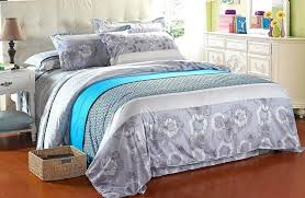 Grey And Teal Bedding Sets Teal Bedroom Comforter Sets Eldesignr Com