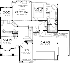 Universal Design Plan with Great Room AM