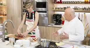 coté cuisine julie andrieu les carnets de julie avec thierry marx les sandwichs le taloa le