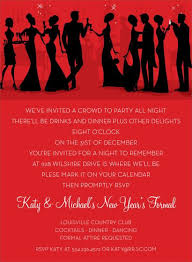 where to party for new years new year party invitation wording kawaiitheo