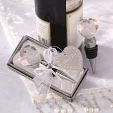 wine stopper wedding favor heart bottle stopper wedding favor wedding favors they