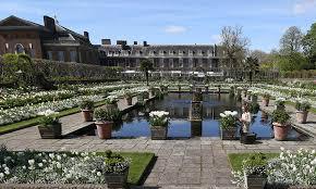 kensington palac princess diana memorial garden opened at kensington palace