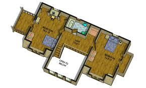 log cabin floorplans big delta log cabin floorplans