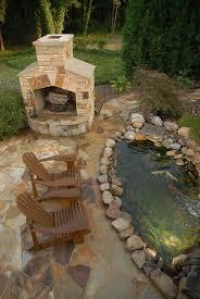 Backyard Fish Pond Ideas Triyae Com U003d Backyard Ponds Ideas Various Design Inspiration For