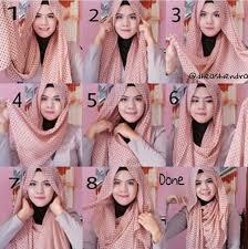 tutorial jilbab ala ivan gunawan tutorial jilbab modern kreasi terbaru tutorial hijab terbaru
