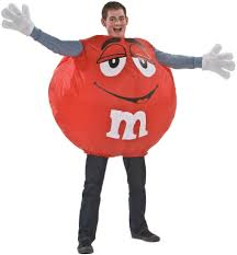 m m costume m m s m m costume size one size fits most