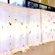 tulle backdrop white tulle backdrop in different styles propsandcrafts dayre