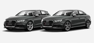 nardo grey rs3 audi rs3 sportback u0026 saloon colour guide stable vehicle contracts