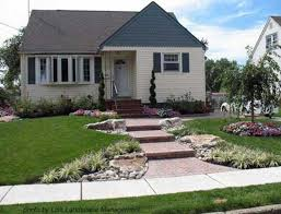 Small Front Yard Landscaping Ideas Download Landscape Design Pictures Front Of House Plan Garden Design