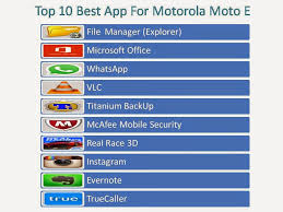 best free apps for android top 10 best free apps for motorola moto e android phone top