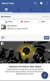 facebook pro app swipe just put messenger back inside slashgear