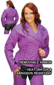 vented motorcycle jacket purple motorcycle jacket w vents u0026 armor lc552azpur