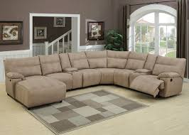 Modern Reclining Sectional Sofas Wonderful Reclining Sectional Sofa For Your Living Room S3net