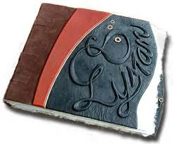 leather scrapbooks custom leather book covers personalized leather scrapbooks
