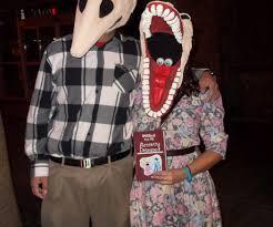 adam and barbara maitland costumes from beetlejuice beetle