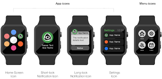 home design app apple icons for apple watch u2014 the definitive guide u2013 the iconfinder blog