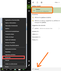 comment installer des polices de caractère sur pc windows 10
