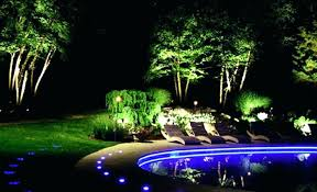 awesome outdoor landscape lighting for outdoor lighting ideas for