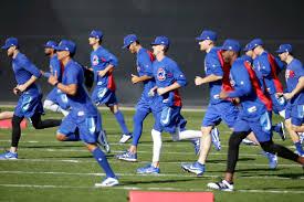 Cubs Lose Flag Chicago Cubs Bleacher Report