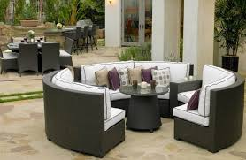 outdoor outdoor couch set 8 seater garden table and chairs