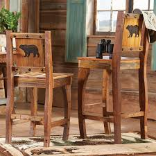 Rustic Leather Dining Chairs by Bar Stools Rustic Counter Stool Rustic Bar Stools Amazon Rustic