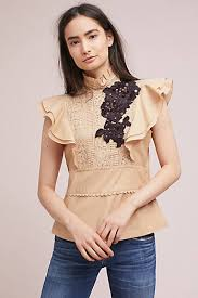 tops for s shirts anthropologie