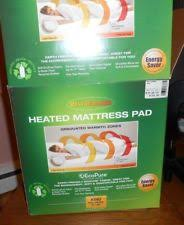 king mattress pads u0026 feather beds ebay