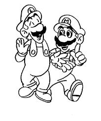 super mario bros coloring pages kids coloringstar