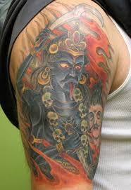 john bicknell kali tattoo